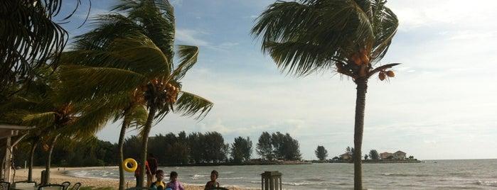 The Regency Tanjung Tuan Beach Resort is one of a.
