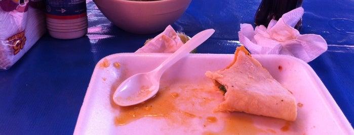 Tacos El Amigazo is one of Mazatlan.