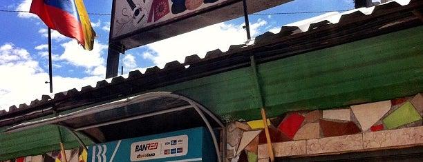 Mercado Artesanal La Mariscal is one of Ecuador best spots.
