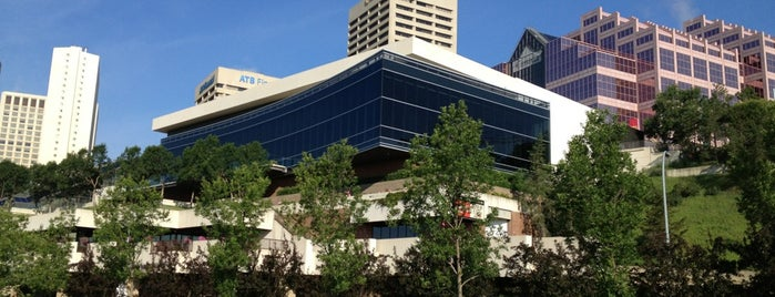Shaw Conference Centre is one of Must-visit Food in Edmonton.