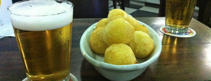 Botequim Floripa is one of Floripa: happy hour places (:.