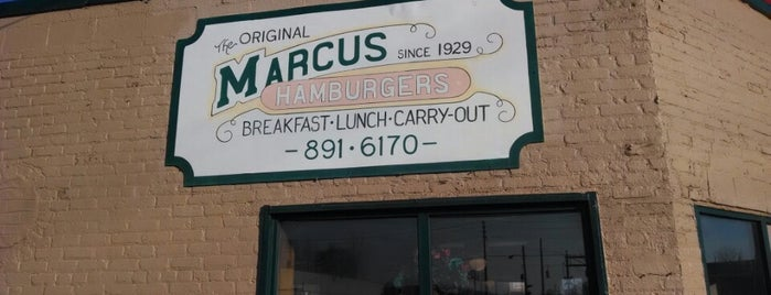 Marcus Burger is one of Detroit Lunch Bus.