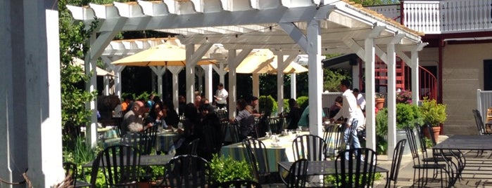 Calistoga Inn Restaurant & Brewery is one of SF Bay Area Brewpubs/Taprooms.