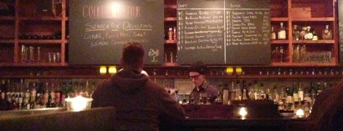 Dram is one of My Definitive NYC Bar List.