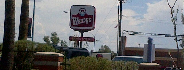 Wendy's is one of My Faves.