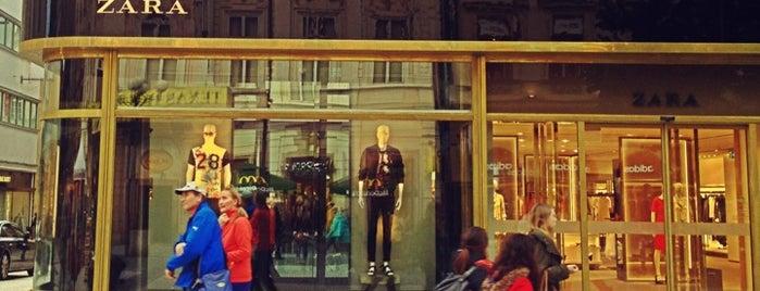 Zara is one of Praha.