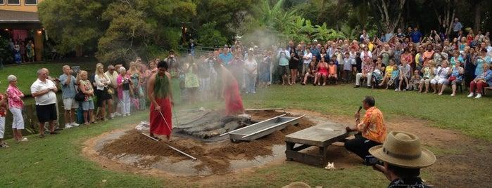 Smith's Tropical Paradise & Luau is one of Kauai Favorites.