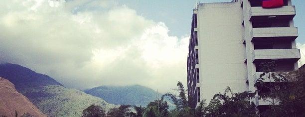 Universidad Santa María is one of Top 10 favorites places in Caracas, Venezuela.