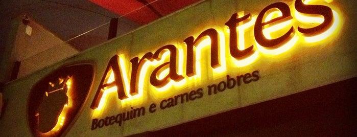 Arantes Botequim e Carnes Nobres is one of Rango.