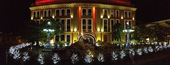 Hotel Charleston Santa Teresa Cartagena de Indias is one of For Colombia.