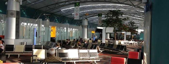 Zone 6 is one of Soekarno Hatta International Airport (CGK).