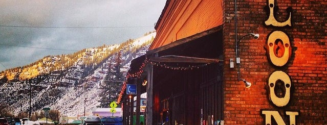 Minturn Saloon is one of Esquire's Best Bars (A-M).
