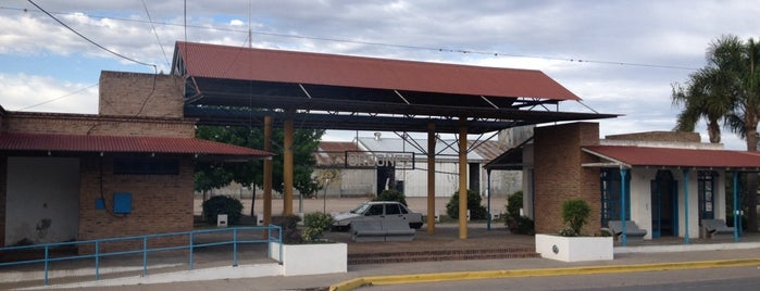 Terminal de Omnibus Ordoñez is one of To edit.