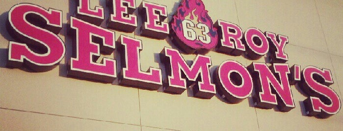 Lee Roy Selmon's is one of Restaurants.