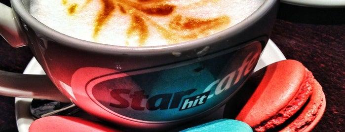 StarHit is one of Москва. Есть и пить.