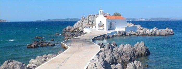 Chios Island is one of Alaçatı'nın En İyileri / Best of Alacati.