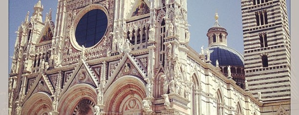Duomo di Siena is one of Italien.