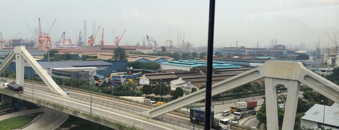 Yang Kee Logistic Hub is one of OFFICE VOL.2.
