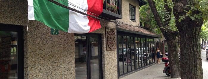 D.O.C Gastronomia Italiana is one of Shanghai.