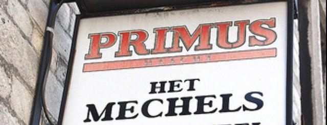 Mechels Volkstoneel is one of Rondje toneel Mechelen.