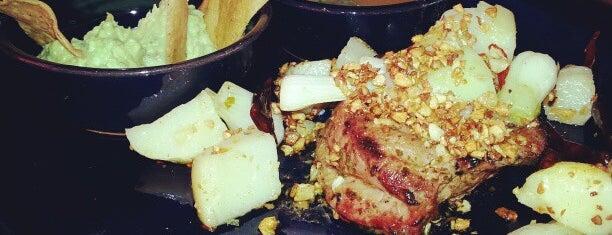 La Banqueta is one of Comidita rica en Puebla.