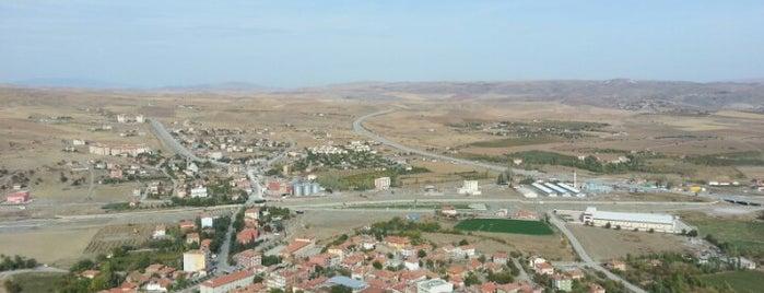 Kalecik is one of Ankara'nın İlçeleri.