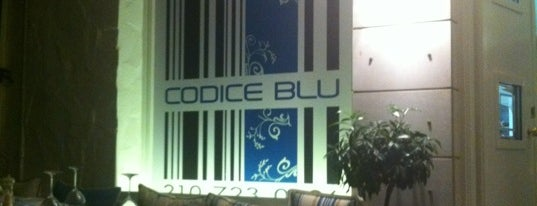 Codice Blu is one of Places.