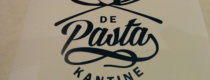 De Pasta Kantine is one of Rotterdam met RauwCC.