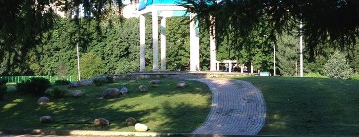 Парк «Дубки» is one of Сохраненные.