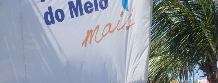 Peixada do Meio Sul is one of Wi-fi grátis.