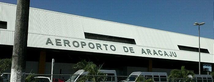 Aeroporto Internacional de Aracaju / Santa Maria (AJU) is one of Prefeitura.