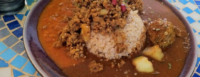 Spice Curry SOMA is one of 行きたいカレー屋リスト.