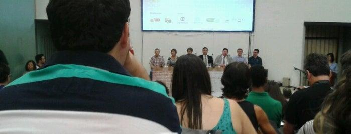 Auditório Baesse - FAFICH is one of Campus.