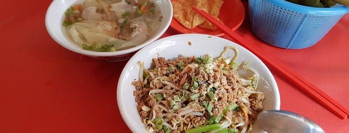 Bakmi Bangka Achin is one of Favourite.