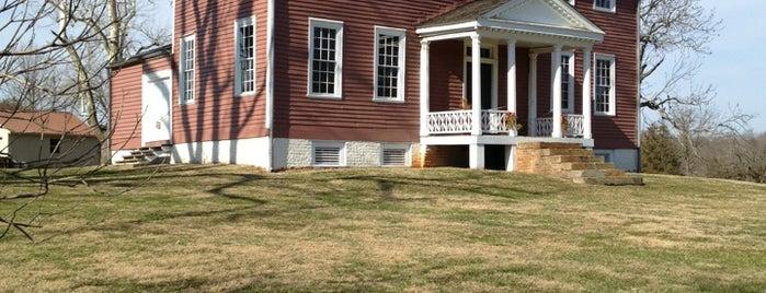Ellwood Manor is one of Virginia.