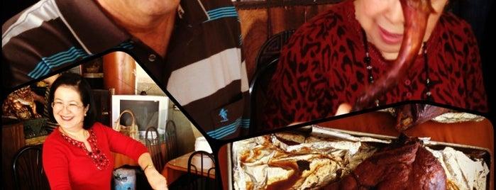 Restaurant Dragón is one of 20 favorite restaurants.