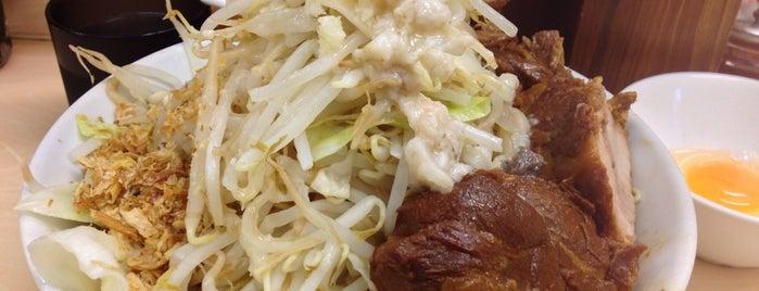 自家製ラーメン 大者 is one of 兎に角ラーメン食べる.