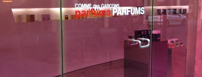 Comme des Garçons Parfums is one of Paris.