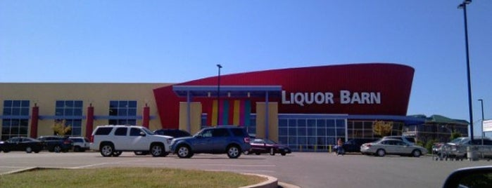 Liquor Barn is one of Party Time.