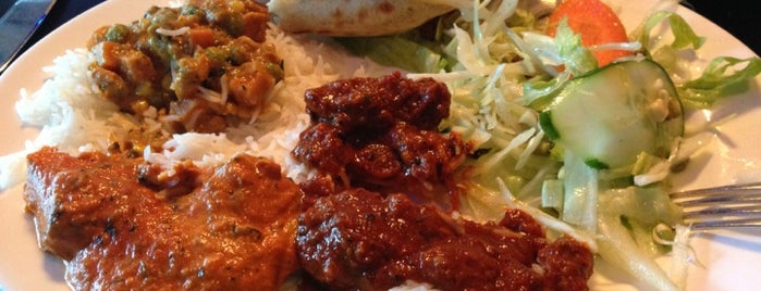 Mantra Indian Cuisine & Bar is one of Raleigh Favorites.