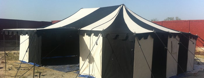 Dammam Corniche is one of tents. : nizam tents - memphite.com