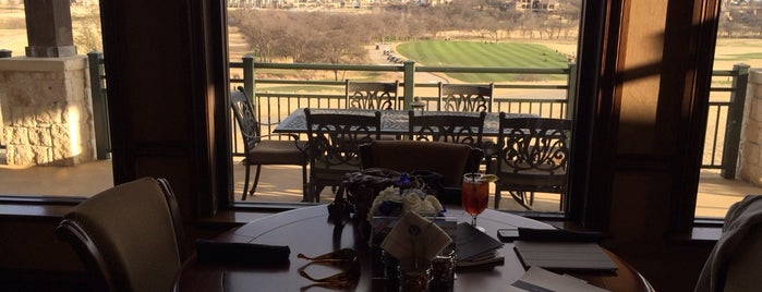 The Lakes Castle Hills Golf Club is one of Dallas Restaurants List#1.