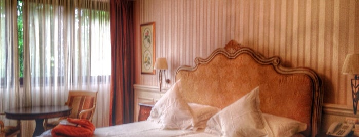 Petriolo Spa Resort is one of Mis hoteles favoritos.