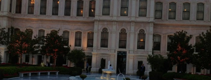 Four Seasons Hotel Bosphorus is one of Istanbul - Turkey - Peter's Fav's.