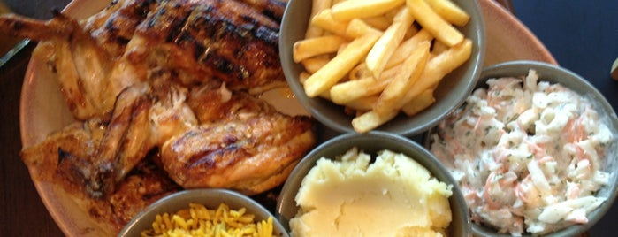 Nando's is one of London trip.