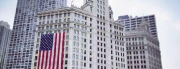 The Wrigley Building is one of Want to visit.