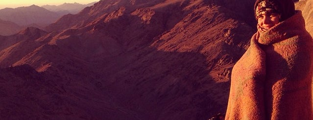 Mount Sinai Highest Peak is one of Be Charmed @ Sharm El Sheikh.