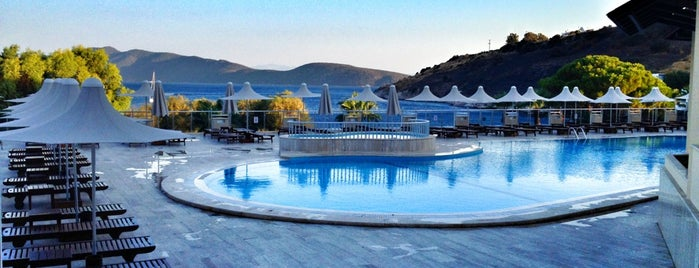 Azka Hotel is one of Bodrum /TURKEY City Guide.