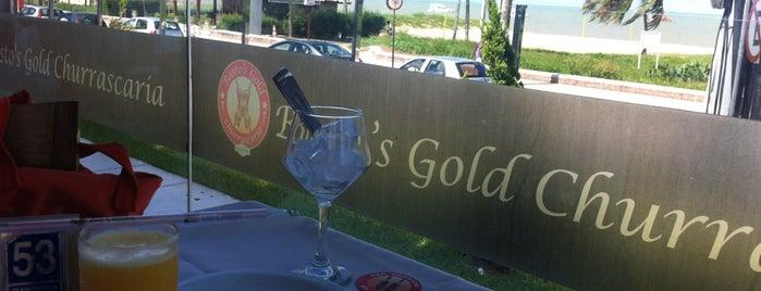 Basto's Gold Churrascaria is one of Restaurantes e Lanchonetes (Food) em João Pessoa.