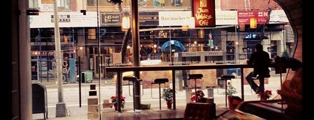 Juan Valdez Café is one of Best Coffices in New York.